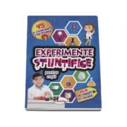 Experimente stiintifice pentru copii Usor de facut si acasa