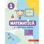 Matematica si explorarea mediului. Clasa 1   Exercitii, probleme, jocuri, teste de evaluare.