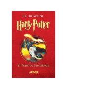 Harry Potter si Printul Semisange (volumul 6 din seria Harry Potter)