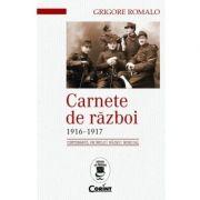 Carnete de razboi 1916-1917