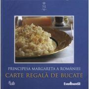 Carte regala de bucate Principesa Margareta a Romaniei
