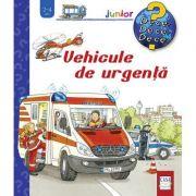 Vehicule de urgenta 2-4 ani