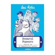 Dosarul Popcorn - Primul caz al Detectivilor Aerieni