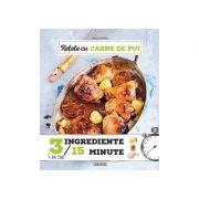 Retete cu carne de pui 3 ingrediente, 15 minute
