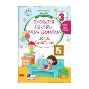 CULEGERE EXERCITII   LIMBA ROMANA CLASA a3a