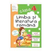 Limba si literatura romana. Caiet de lucru. Clasa a IV-a