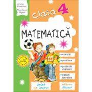 Matematica pentru clasa a IV-a. Caiet de lucru