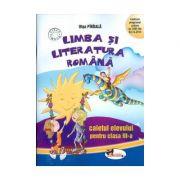 LB. SI LIT ROMANA CAIET CL3