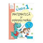 Matematica si explorarea mediului. Clasa I. Partea I (E2). Caiet de lucru