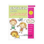 Engleza pentru gradinita - Grupa mica Workbook, 3-4 ani