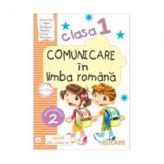 Comunicare in limba romana. Clasa I. Semestrul II (Varianta A). Caiet de lucru