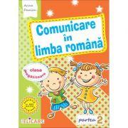 Comunicare in limba romana, clasa pregatitoare Partea a II-a