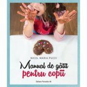 Manual de gătit pentru copii