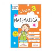 Matematica pentru clasa a III-a. Caiet de lucru