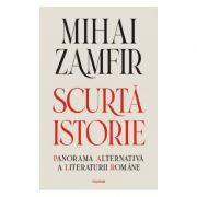 Scurta istorie Panorama alternativa a literaturii romane