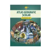 ATLAS GEOGRAFIC CL. IX-XII