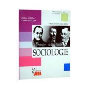 MANUAL-SOCIOLOGIE CL. 11