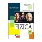 Fizica (F1). Manual Clasa a XI-a