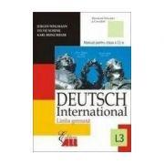 Limba Germana. Deutsch International L3 (Manual cls a XI-a)