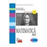 Manual de matematica (M2). Clasa a XII-a