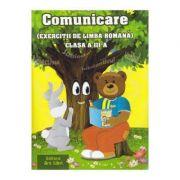 Comunicare. Exercitii de limba romana clasa a III-a