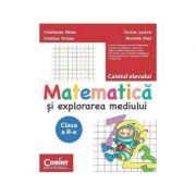 Matematica si explorarea mediului - Caietul elevului pentru clasa a II-a