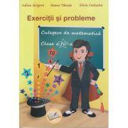 Culegere de matematica - Clasa 4 - Exercitii si probleme