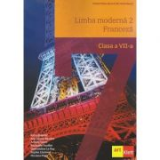 Franceza manual pentru clasa a 7a Limba moderna 2