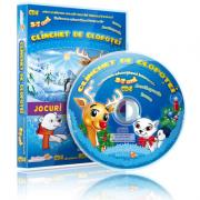 CD 4 Clinchet de Clopotei Colectia EduTeca Jocuri Educationale 3-7 ani