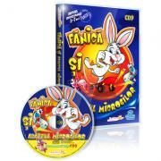 CD 9 Fanica si asaltul microbilor Colectia EduTeca Jocuri Educationale 3-7 ani