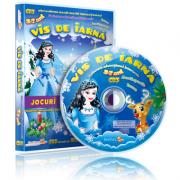 CD 3 Vis de Iarna Colectia EduTeca Jocuri Educationale 3-7 ani