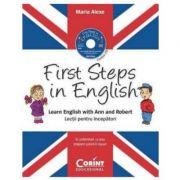 First Steps in English. Lecţii pentru începători
