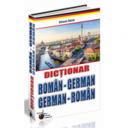 DICTIONAR ROMAN-GERMAN/GERMAN-ROMAN