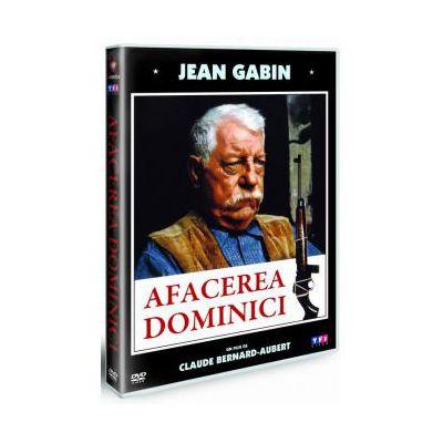 Afacerea Dominici. Claude Bernard-Aubert DVD