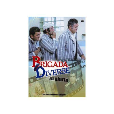 Brigada Diverse in alerta. Mircea Dragan DVD