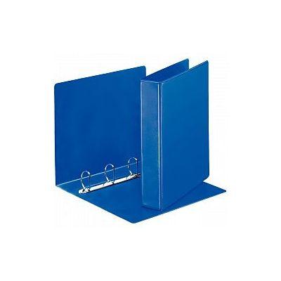 Caiet mecanic A5 4 inele, Albastru