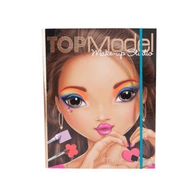 Top model make up studio - mapa creativa cu machiaj