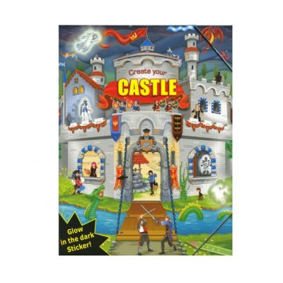 Set creativ Create Your Castle