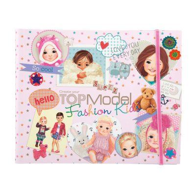 Set creativ Top Model Create Your Fashion Kids