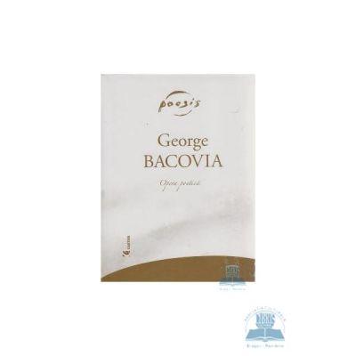 Opera Poetică I+II George Bacovia