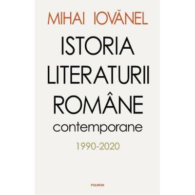 Istoria literaturii romane contemporane