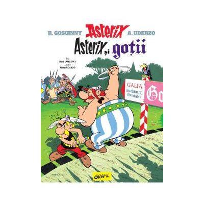 Asterix si gotii