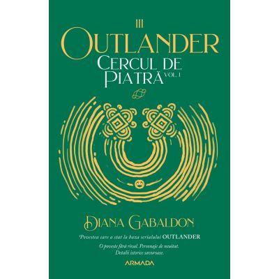 Cercul de piatra vol 1, seria Outlander