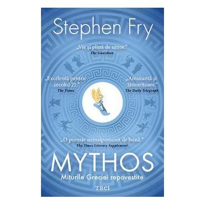 Mythos Miturile Greciei repovestite