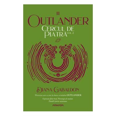 Cercul de piatra  vol II, Seria Outlander