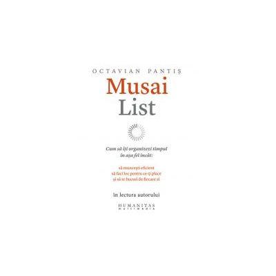 Audiobook: Musai List-Octavian Pantis