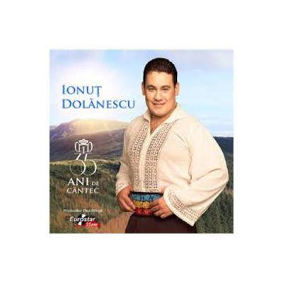 CD Ionut Dolanescu - 35 De Ani De Cantec