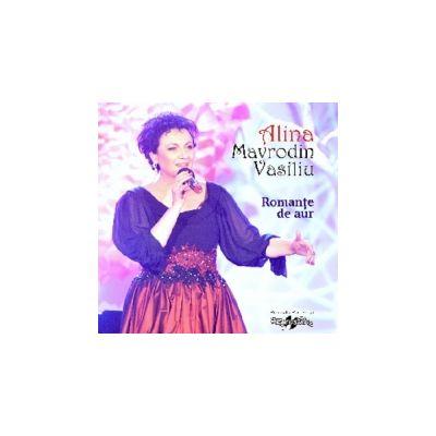 CD-Romante de aur-Alina Mavrodin Vasiliu
