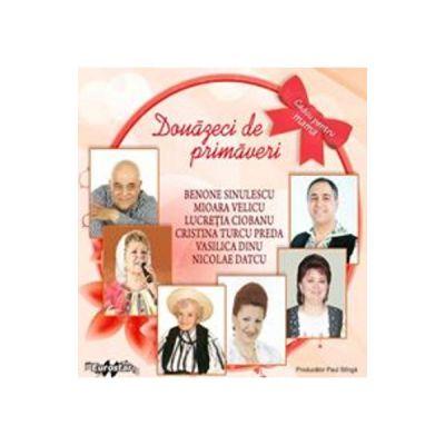 CD Douzeci De Primaveri