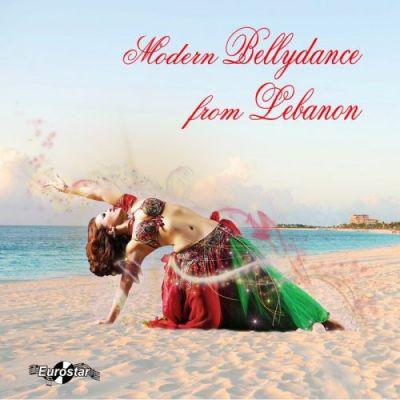 CD-Modern bellydance from Lebanon